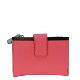 Γυναικείο Πορτοφόλι Verde 18-0000891 Ροζ
