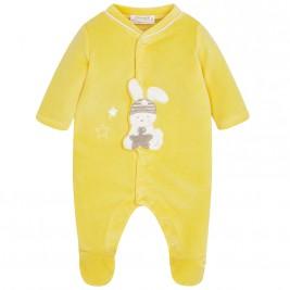 Βρεφικό Φορμάκι Mayoral 2728-010 Κίτρινο Αγόρι