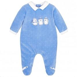 Βρεφικό Φορμάκι Mayoral 2738-066 Γαλάζιο Αγόρι