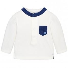 Βρεφική Μπλούζα Mayoral 2002-059 Μπλε Αγόρι