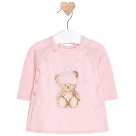 Βρεφικό Φόρεμα Mayoral 2842-074 Ροζ Κορίτσι