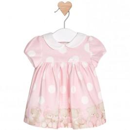 Βρεφικό Φόρεμα Mayoral 2844-080 Ροζ Κορίτσι