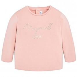 Βρεφική Μπλούζα Mayoral 116-041 Ροζ Κορίτσι