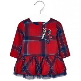 Βρεφικό Φόρεμα Mayoral 2926-019 Κόκκινο Κορίτσι