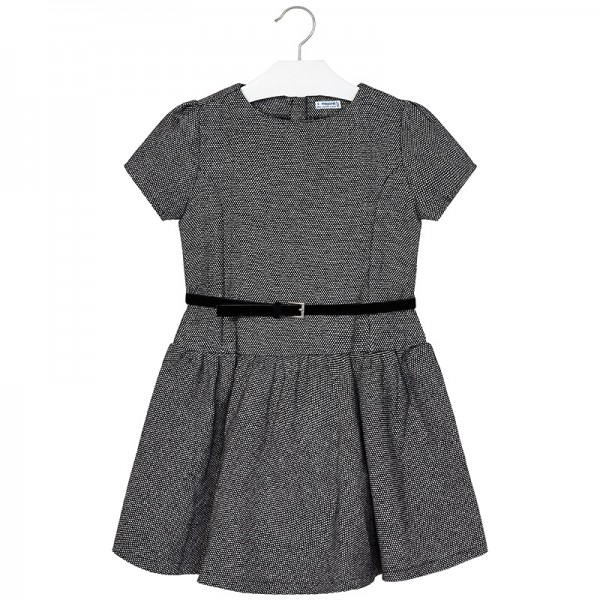 b6a768eccc2 Παιδικό Φόρεμα Mayoral 18-07938-078 Μαύρο Κορίτσι