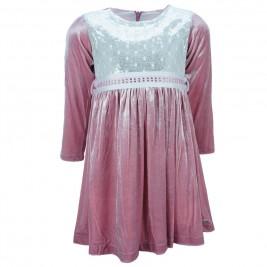 Παιδικό Φόρεμα Εβίτα 187221 Ροζ Κορίτσι