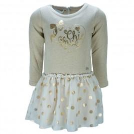 Παιδικό Φόρεμα Εβίτα 187217 Χρυσό Κορίτσι