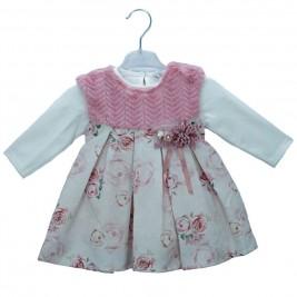 Βρεφικό Φόρεμα Εβίτα 187552 Εμπριμέ Κορίτσι