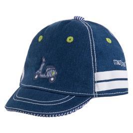 Βρεφικό Καπέλο Mayoral 9736-010 Denim Αγόρι