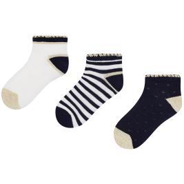 Παιδικές Κάλτσες Σετ Mayoral 10428-030 Μπλε Κορίτσι