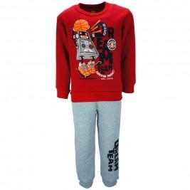 Παιδική Φόρμα-Σετ Trax 35924 Κόκκινο Αγόρι