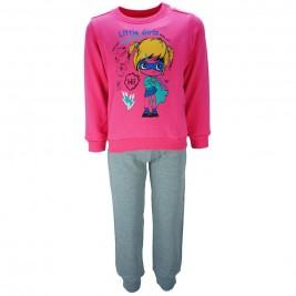 Παιδική Φορμα-Σετ Joyce 86409 Φούξια Κορίτσι