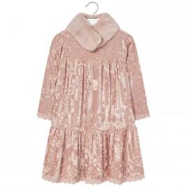 Παιδικό Φόρεμα Mayoral 7932-057 Nude Κορίτσι