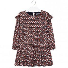 Παιδικό Φόρεμα Mayoral 7960-041 Εμπριμέ Κορίτσι