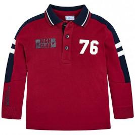 Παιδική Μπλούζα Mayoral 4114-012 Μπορντώ Αγόρι