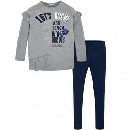 Παιδικό Σετ-Σύνολο Mayoral 7718-012 Μπλε Κορίτσι