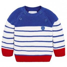 Βρεφική Μπλούζα Mayoral 2306-053 Κόκκινο Αγόρι