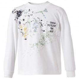 Παιδική Μπλούζα Energiers 12-118145-5 Εκρού Αγόρι