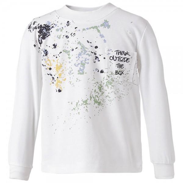 Παιδική Μπλούζα Energiers 12-118145-5 Εκρού Αγόρι 814cb762201