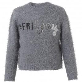 Παιδική Μπλούζα Energiers 16-118207-6 Ανθρακί Κορίτσι