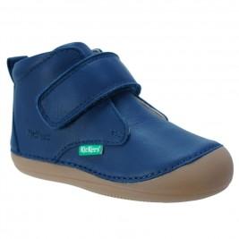 Βρεφικό Μποτάκι Kickers 584341-10-10 Μπλε Αγόρι