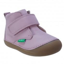 Βρεφικό Μποτάκι Kickers 584341-10-131 Ροζ Κορίτσι