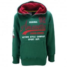 Παιδική Μπλούζα Amaretto A2861 Πράσινο Αγόρι