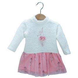 Βρεφικό Φόρεμα NCollege 39-8751 Ροζ Κορίτσι