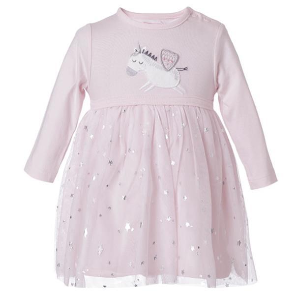 a38d8004765b Βρεφικό Φόρεμα Energiers 14-118409-7 Ροζ Κορίτσι