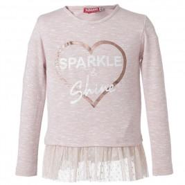 Παιδική Μπλούζα Energiers 15-118306-6 Ροζ Κορίτσι