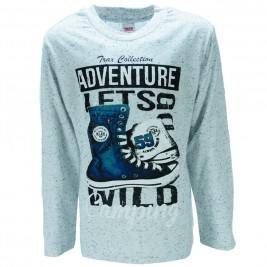 Παιδική Μπλούζα Trax 35867 Γκρι Αγόρι