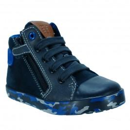 Βρεφικό Μποτάκι Geox B74A7B 022BC C4226.A Μπλε Ρουά