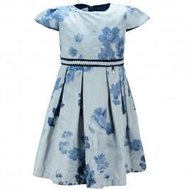 Παιδικό Φόρεμα M&B 9113 Γκρι Κορίτσι