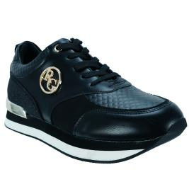 Γυναικείο Sneaker Renato Garini RG8206 Μαύρο