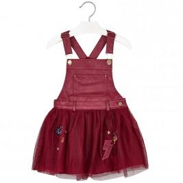 Παιδικό Φόρεμα Mayoral 18-04926-028 Μπορντώ Κορίτσι