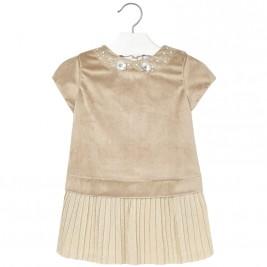 Παιδικό Φόρεμα Mayoral 18-04940-075 Μπεζ Κορίτσι