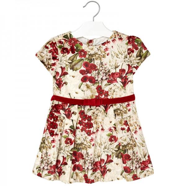 7865e306130 Παιδικό Φόρεμα Mayoral 18-04948-070 Κόκκινο Κορίτσι