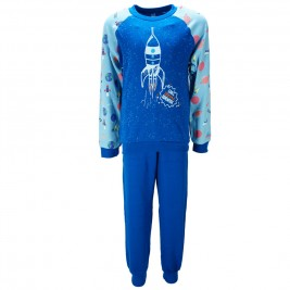 Παιδική Πυτζάμα Dreams 18613 Μπλε Αγόρι