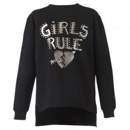 Παιδική Μπλούζα Energiers 16-118249-5 Μαύρο Κορίτσι