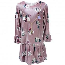 Παιδικό Φόρεμα Εβίτα 187068 Εμπριμέ Κορίτσι