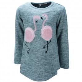 Παιδική Μπλούζα Εβίτα 187173 Μελανζέ Κορίτσι