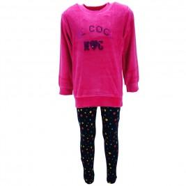 Παιδικό Σετ-Σύνολο NCollege 39-877 Φούξια Κορίτσι