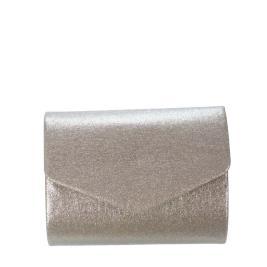 Γυναικείος Φάκελος Verde 01-0001158 Πλατίνα