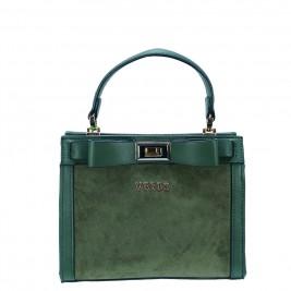 Γυναικεία Τσάντα Verde 16-0004871 Πράσινο