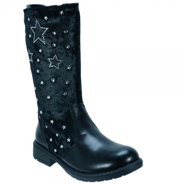 Παιδική Μπότα Migato SF73 C14 Μαύρο 50e6568523c