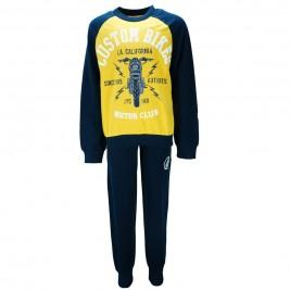 Παιδική Φόρμα-Σετ Joyce 87422 Κίτρινο Αγόρι