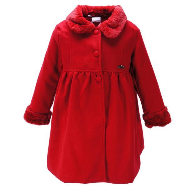 5b27dc2bff3 Παιδικό Πανωφόρι Εβίτα 187226 Κόκκινο