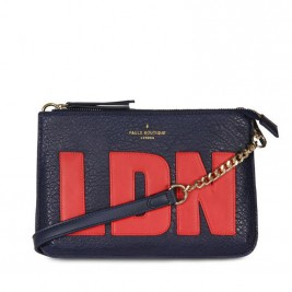 Γυναικεία Τσάντα Pauls Boutique Amanda PBN127311 Μπλε