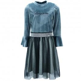 Παιδικό Φόρεμα Εβίτα 187075 Μελανζέ Κορίτσι