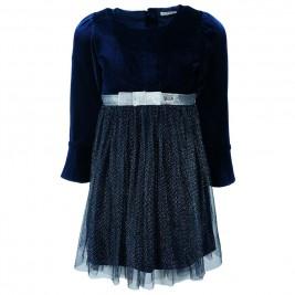 Παιδικό Φόρεμα Εβίτα 187248 Μπλε Κορίτσι